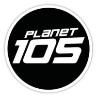 Logo de la radio Planet 105