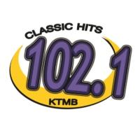 Logo of radio station KTMB Classic Hits 102.1