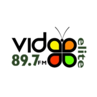 Logo of radio station XHKJ VIDA 89.7 FM
