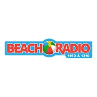Logo of radio station WOBM Beach Radio