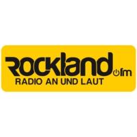 Logo of radio station Rockland.fm