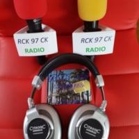 Logo of radio station RCK CARAIBEEN KING 97 CK