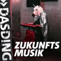 Logo de la radio DASDING - Zukunftsmusik