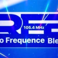 Logo de la radio RFB RADIO FREQUENCE BLEUE