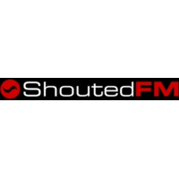 Logo of radio station ShoutedFM mth.House