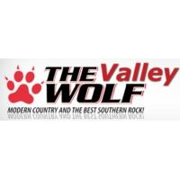 Logo de la radio The Valley Wolf
