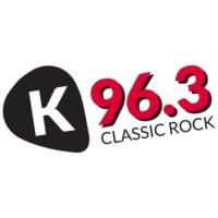 Logo of radio station CKKO-FM K 96.3