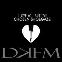Logo of radio station DKFM Shoegaze Radio