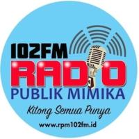 Logo of radio station RPM102FM