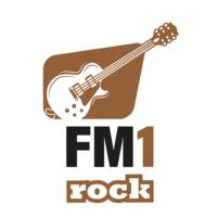Logo de la radio FM1 Rock