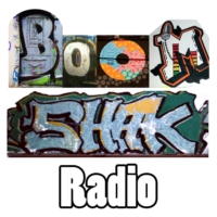 Logo de la radio BoomShak radio