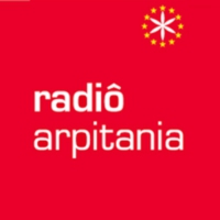 Logo of radio station Radiô Arpitania