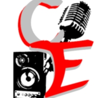 Logo of radio station CHRISTIAN EXPLOSIVE RADIO