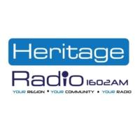 Logo of radio station Heritage Radio