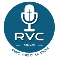 Logo of radio station Radio Voix de la Croix (RVC) - Abidjan