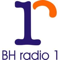 Logo of radio station BH Radio 1