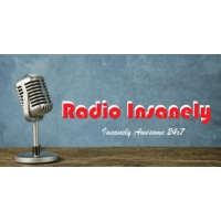 Logo of radio station Insanely Radio