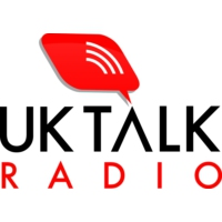 Logo of radio station UK Talk Radio & Music