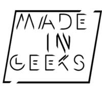Logo of radio station MadeInGeeks