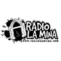 Logo of radio station Ràdio La Mina 102.5