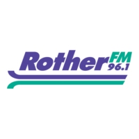 Logo of radio station Rother FM