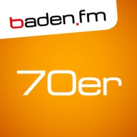 Logo of radio station baden.fm 70er