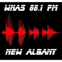 Logo de la radio WNAS 88.1 FM