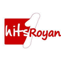 Logo of radio station Hits 1 Royan