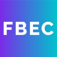 Logo of radio station FBEC