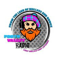 Logo of radio station Forth Valley Radio