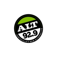 Logo of radio station WQRV-HD3 ALT 92.9