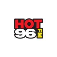 Logo de la radio WSTO HOT 96