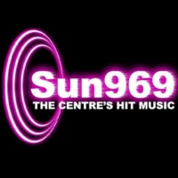 Logo of radio station Sun FM 96.9