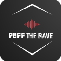 Logo of radio station Puff The Rave