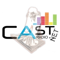 Logo of radio station CastRadio