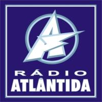 Logo of radio station Rádio Atlântida