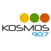 Logo of radio station Kosmos FM 90.7