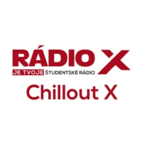 Logo of radio station Rádio X - Chillout X