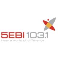 Logo of radio station 5EBI 103.1FM