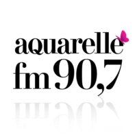 Logo of radio station AQUARELLE 90,7FM