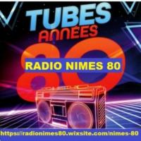 Logo de la radio RADIO NIMES 80