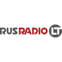 Logo of radio station RUSRADIO LT