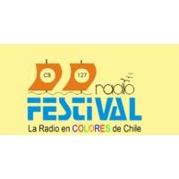 Logo of radio station Festival 1270 AM