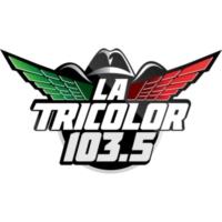 Logo de la radio KLNZ La Tricolor 103.5