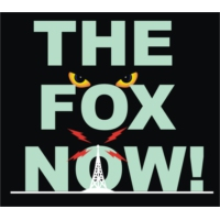 Logo de la radio The Fox Now!