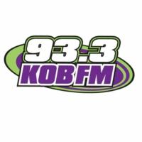 Logo de la radio KOB-FM 93.3