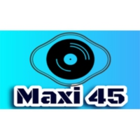Logo of radio station RMN Maxi 45