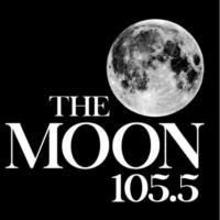 Logo de la radio KSXM-LP 105.5 FM The Moon
