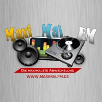 Logo of radio station Maximal FM