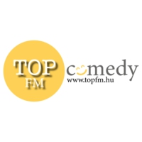 Logo de la radio TOP FM comedy